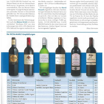Wein und Markt